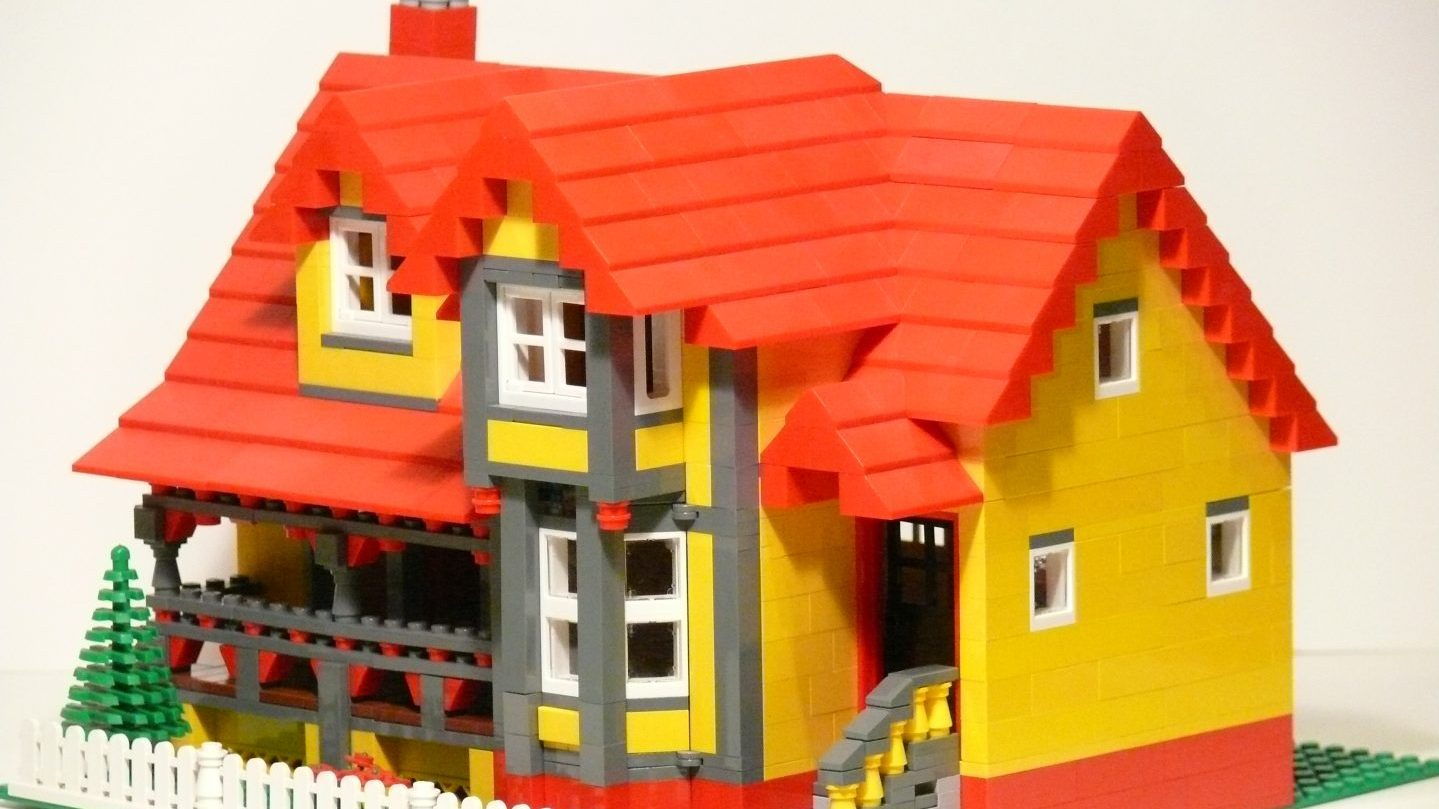 Lego house protecto assurances - Achat maison hypothequee ...