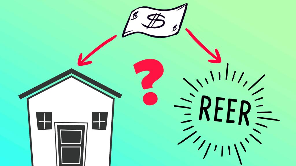 Payer l'Hypothèque ou investir dans un REER
