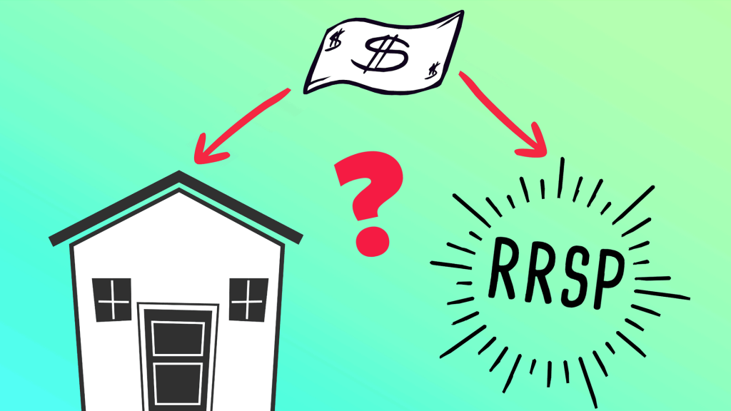 Payoff Mortgage or save in RRSP