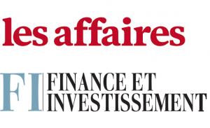 Paru dans Les Affaires, Finances et Investissmeent